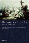HISTORIA DE ESPAÑA (VOL.V): ESPAÑA MODERNA CRISIS Y RECUPERACION, 1598-1808 - 9788484326250 - JOHN LYNCH