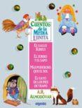 CUENTOS DE LA MEDIA LUNITA 1: EL GALLO KIRICO, EL ZORRO Y EL SAPO , MAS PODEROSO QUE EL SOL, EL GATO DE LOS PIES DE TRAPO - 9788484334750 - ANTONIO RODRIGUEZ ALMODOVAR