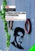 PAU LENGUA CASTELLANA ANDALUCIA - 9788484834250 - VV.AA.