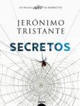 secretos (premio logroño de novela)-jeronimo tristante-9788491890850