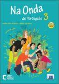 NA ONDA PORTUGUES 3 AL + CD - 9789727578450 - VV.AA.