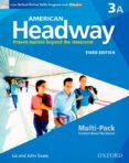 AMERICAN HEADWAY 3. MULTIPACK A - 3RD EDITION (AMERICAN HEADWAY THIRD EDITION) - 9780194726160 - VV.AA.
