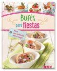 BUFÉS PARA FIESTAS - 9783625005360 - VV.AA.