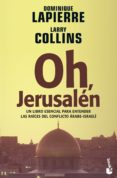 OH, JERUSALEN - 9788408065760 - DOMINIQUE LAPIERRE