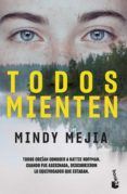 TODOS MIENTEN - 9788408201960 - MINDY MEJIA