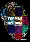 FORMAS DE HACER HISTORIA (2ª ED.) - 9788420641560 - VV.AA.