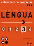 LENGUA CASTELLANA 3º ESO REFUERZO Y RECUPERACION DE LENGUA PROYECTO REPASA Y APRUEBA (ED 2015) - 9788421854860 - VV.AA.
