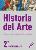 HISTORIA DEL ARTE (CON CD) 2º BACHILLERATO - 9788446030560 - VV.AA.