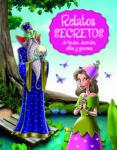 relatos secretos de hadas, duendes, elfos y gnomos-blanca castillo-fernando martinez-9788466232760