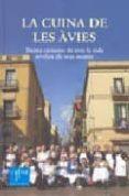 LA CUINA DE LES AVIES - 9788466406260 - VV.AA.
