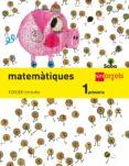 MATEMÀTIQUES TRIMESTRES SABA 1º EDUCACION PRIMARIA ED 2014 VALENCIANO - 9788467570960 - VV.AA.