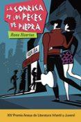 LA SONRISA DE LOS PECES DE PIEDRA - 9788469833360 - ROSA HUERTAS