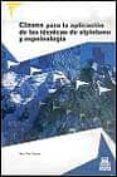 CLAVES PARA LA APLICACION DE LAS TECNICAS DE ALPINISMO Y ESPELEOL OGIA - 9788480195560 - JEAN-PAUL SOUNIER