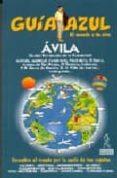 AVILA 2009 (GUIA AZUL) - 9788480236560 - VV.AA.