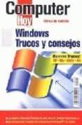 WINDOWS: TRUCOS Y CONSEJOS (COMPUTER HOY, LIBROS DE BOLSILLO) - 9788486249960 - VV.AA.