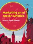 MARKETING EN EL SECTOR TURISTICO - 9788490771860 - LAURA MARIA MARTOS MARTINEZ