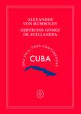 CUBA. UNA ISLA, TRES CONTINENTES - 9788494770760 - ALEXANDER VON HUMBOLDT