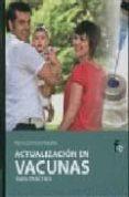ACTUALIZACION EN VACUNAS: GUIA PRACTICA - 9788496804760 - MARTA ZAMORA PASADAS