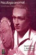 PSICOLOGIA ANORMAL: UN ENFOQUE INTEGRAL - 9789706860460 - DAVID H. BARLOW