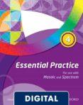 SPECTRUM 4 WORK BOOK ESSENTIAL PRACTICE INGLES - 9780194627870 - VV.AA.