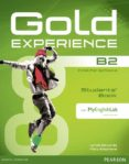 GOLD EXPERIENCE B2 STUDENTS  BOOK WITH DVD-ROM AND MYLAB PACK (EXAMENES) - 9781447961970 - VV.AA.