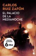 EL PALACIO DE LA MEDIANOCHE - 9788408187370 - CARLOS RUIZ ZAFON