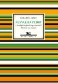 nueva lira te doy (antologia de poesia experimental)-gerardo diego-9788417266370