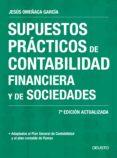 supuestos prácticos de contabilidad financiera y de sociedades (ebook)-jesus omeñaca garcia-9788423428670
