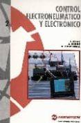 CONTROL ELECTRONEUMATICO Y ELECTRONICO - 9788426710970 - JOHN HYDE