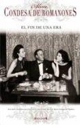 EL FIN DE UNA ERA (INCLUYE...
