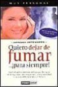 DEJAR DE FUMAR - 9788475560670 - ADRIANA ORTEMBERG