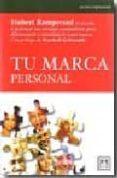 TU MARCA PERSONAL - 9788483561270 - HUBERT RAMPERSAD