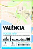 POCKET MAP VALENCIA (ESP-ENG-FRA) - 9788484787570 - VV.AA.