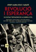 revolució i esperança (ebook)-josep maria sole i sabate-9788492907670
