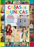 CASA DE MUÑECAS (CONTIENE 6 PUZZLES Y PEGATINAS) - 9788493257170 - VV.AA.