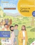 TIERRA DE NAZARET; CAMINOS DE GALILEA; CALLES DE JERUSALEN (3 VOL S.) (DESCUBRE LA BIBLIA) - 9788493738570 - PICANYOL