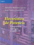 ELECTRONICA DE POTENCIA - 9788497323970 - SALVADOR MARTINEZ GARCIA
