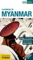 LO ESENCIAL DE MYANMAR 2012 GUIA VIVA ANAYA TOURING - 9788499352770 - VV.AA.