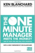 the one minute manager meets the monkey-kenneth h. blanchard-9780007116980