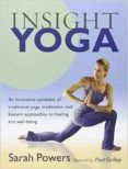 INSIGHT YOGA - 9781590305980 - SARAH POWERS