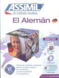 SUPER PACK EL ALEMAN (LIBRO + CD S + CD MP3) - 9782700580280 - VV.AA.