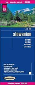 ESLOVENIA 1:185.000 IMPERMEABLE - 9783831773480 - VV.AA.