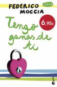 TENGO GANAS DE TI - 9788408165880 - FEDERICO MOCCIA