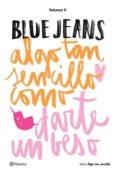 PACK TC ALGO TAN SENCILLO COMO DARTE UN BESO (2) + LLAVERO - 9788408179580 - BLUE JEANS