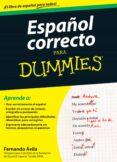 ESPAÑOL CORRECTO PARA DUMMIES - 9788432902680 - FERNANDO AVILA