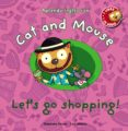 CAT AND MOUSE: LET S GO SHOPPING! - 9788467830880 - STEPHANE HUSAR