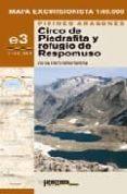 CIRCO DE PIEDRAFITA Y REFUGIO DE RESPOMUSO (1:40.000) (3ª ED.) - 9788483210680 - VV.AA.