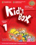 KID S BOX ESS 1 2ED UPDATED WB/CD ROM - 9788490366080 - VV.AA.