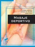 MASAJE DEPORTIVO - 9788497568180 - ALFREDO CORDOVA