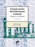 conservación del patrimonio cultural (ebook)-ana macarron-9788497569880